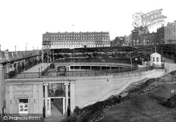 The Pavilion And Winter Gardens 1918, Margate