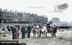 Margate, The Sands 1906