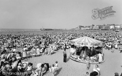 Margate, The Sands 1961