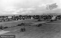 Westbrook Sunken Gardens c.1950, Margate