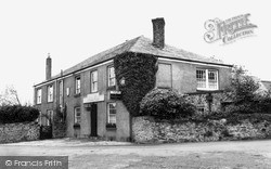 Marhamchurch, Bullers Arms Inn c.1960