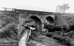 Marhamchurch, Canal & Bridges c.1960
