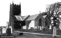 Marhamchurch, Church Of St Marwenne 1890