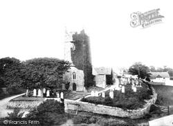 Marhamchurch, Church Of St Marwenne 1893