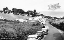 Marian Glas, Beach Road c.1960, Marian-Glas
