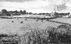 Marian Glas, Frongoch Farm c.1960, Marian-Glas