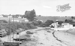 Marian Glas, Traeth Bychan Beach c.1955, Marian-Glas