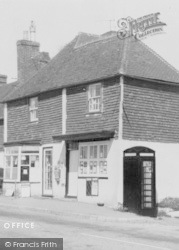 Mark Cross, Post Office c.1960