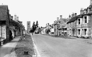 Example photo of Market Deeping