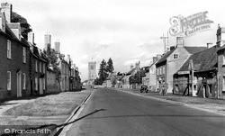 Market Deeping, Church Street c.1960