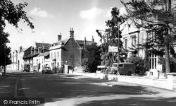 Market Deeping, High Street c.1960