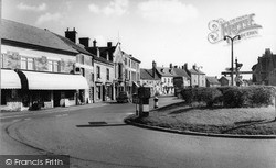 Market Deeping, Market Place c.1955