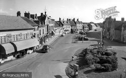 Market Deeping, Market Place c.1960