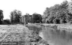 Market Deeping, Mill House c.1960