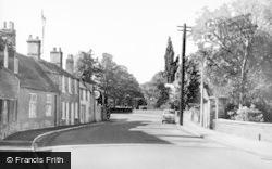 Market Deeping, Stamford Road c.1955