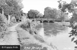 Market Deeping, The Bridge c.1955