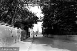 Market Harborough, 1922