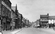 Market Harborough, c1950