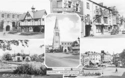 Market Harborough, Composite c.1960