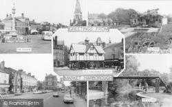 Market Harborough, Composite c.1965