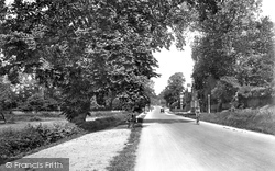 Market Harborough, Leicester Road 1922