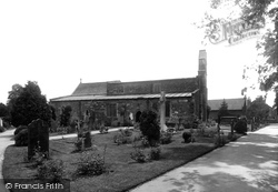 Market Harborough, Little Bowden Church 1922
