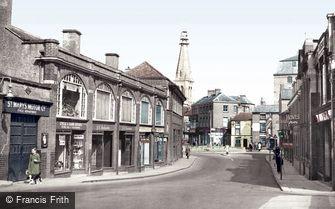 Market Harborough, Northampton Road c1955