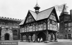 Market Harborough, Old Grammar School 1922