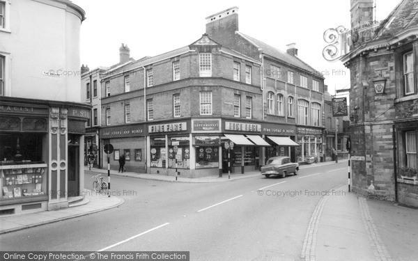 Market Harborough, St Mary's Road c.1965