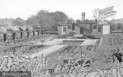 Market Harborough, The Park c.1965