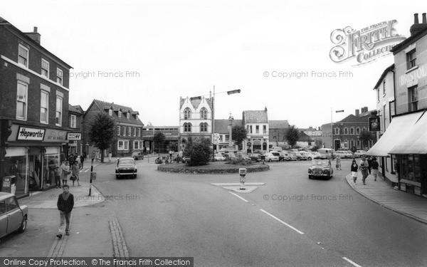 Photo of Market Harborough, The Square c.1965