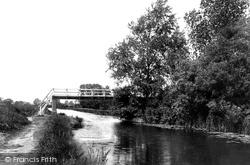 Market Harborough, Wooden Bridge 1922