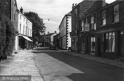 King Street c.1955, Market Rasen