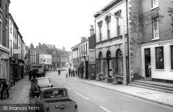 Queen Street c.1960, Market Rasen