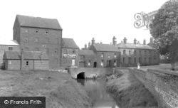 The Mill c.1955, Market Rasen
