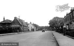 Willingham Road c.1955, Market Rasen