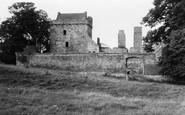 Markinch, Balgonie Castle 1950