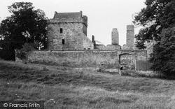Balgonie Castle 1950, Markinch