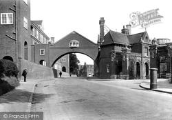 Marlborough, College 1923