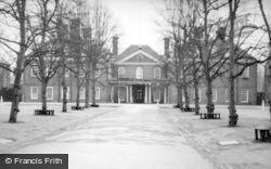 Marlborough, College 1950