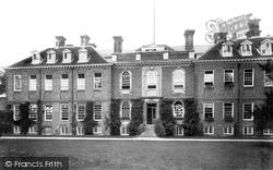 Marlborough, College, C House (Old Castle Sun) 1901