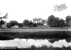 Marlborough, College, Cotton House 1901