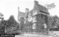 Marlborough, College, Littlefield House 1907