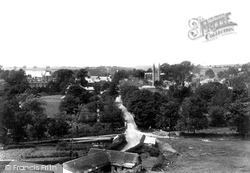 Marlborough, From Duck's Meadow 1907
