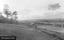 Marlborough, From The Hill c.1955