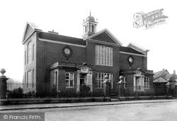 Marlborough, Grammar School 1906