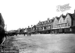 Marlborough, High Street 1901