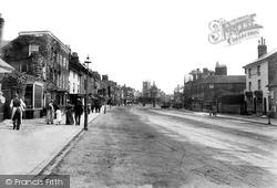 Marlborough, High Street 1902