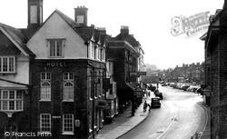 Marlborough, High Street c.1950