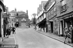 Marlborough, Kingsbury Street c.1950